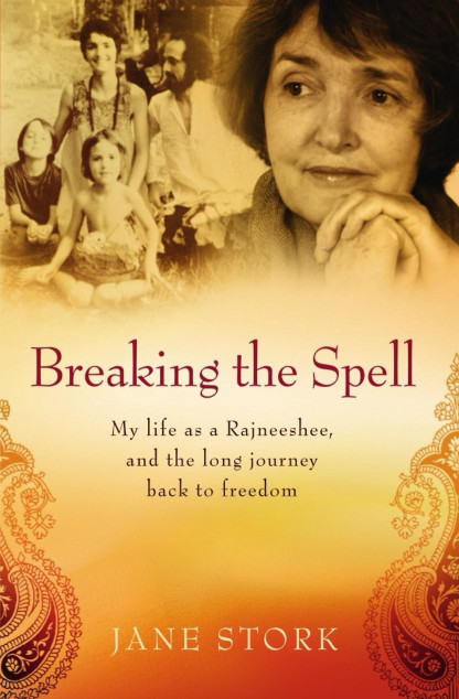Breaking the Spell - cover
